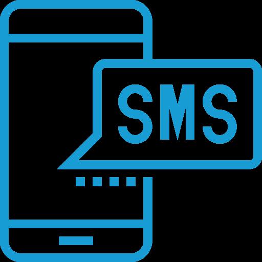 ส่ง SMS ให้ลูกค้า